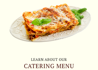 Learn About Our Catering Menu