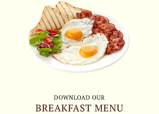 Download Our Breakfast Menu